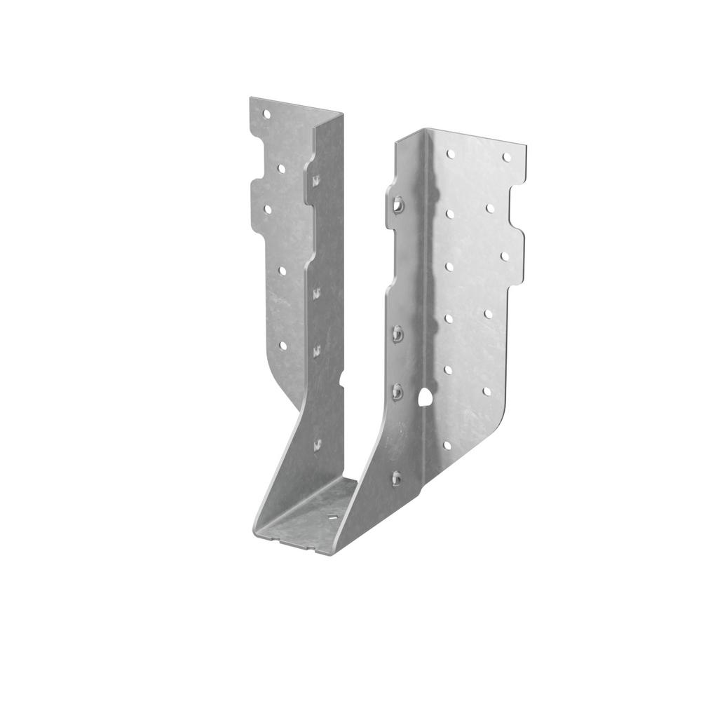 2 in. x 8 in. 16-Gauge Face Mount Joist Hanger