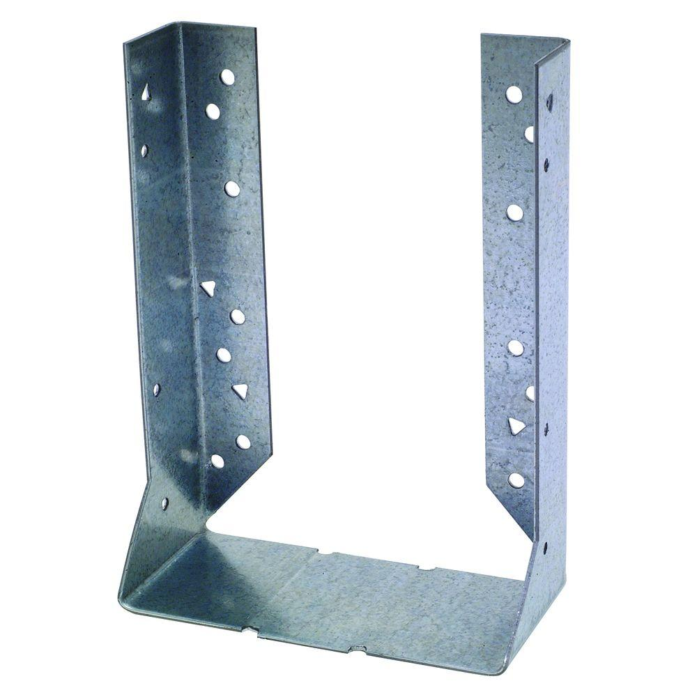 6 in. x 10 in. Concealed Face Mount Joist Hanger
