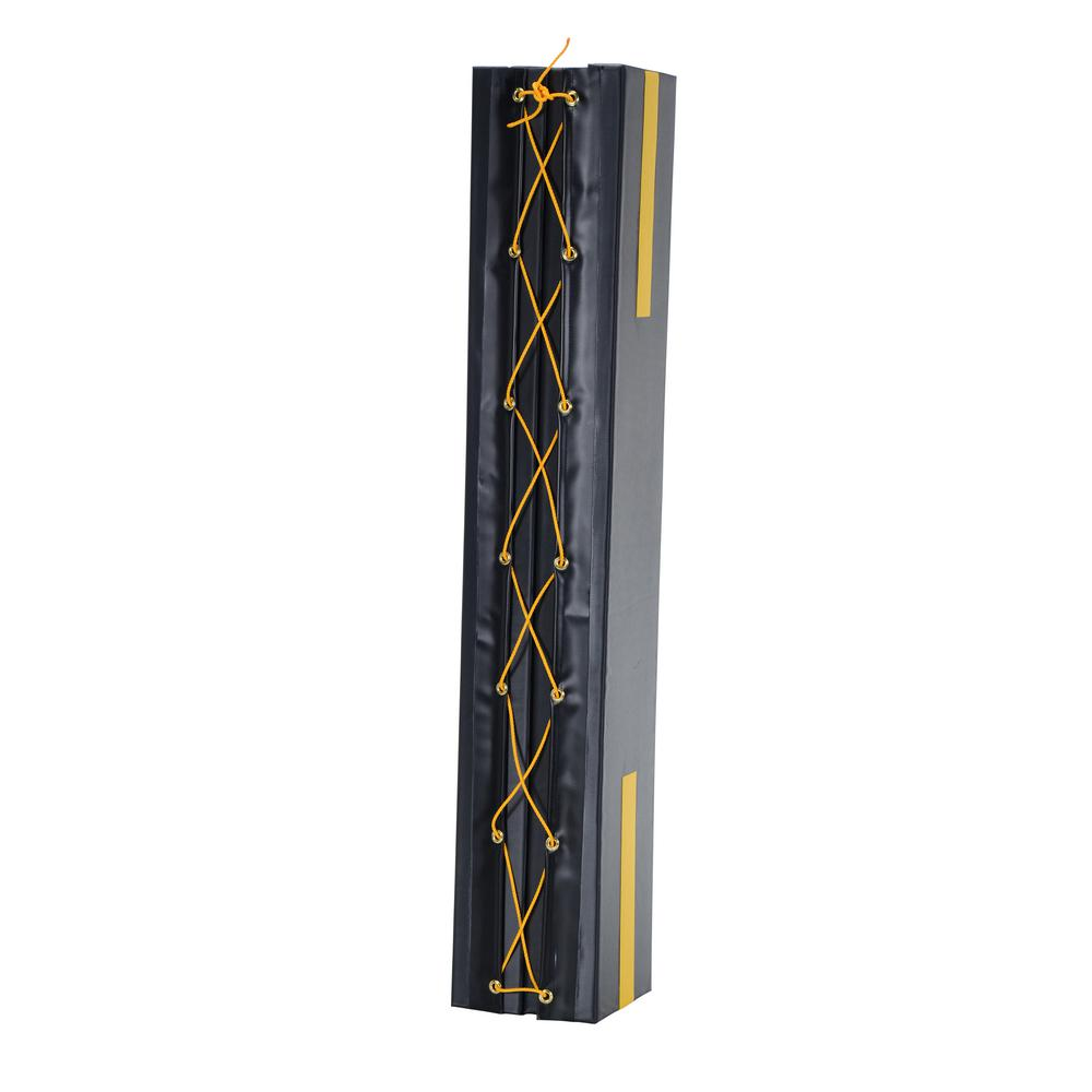 17 in. x 17 in. x 72 in. Structural Column Pad