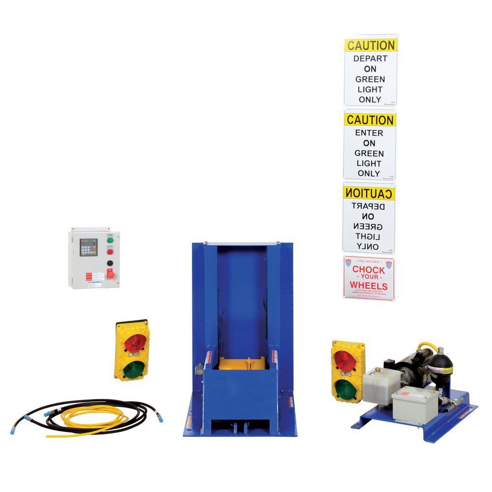 Electric Hydraulic with Poly Light Package