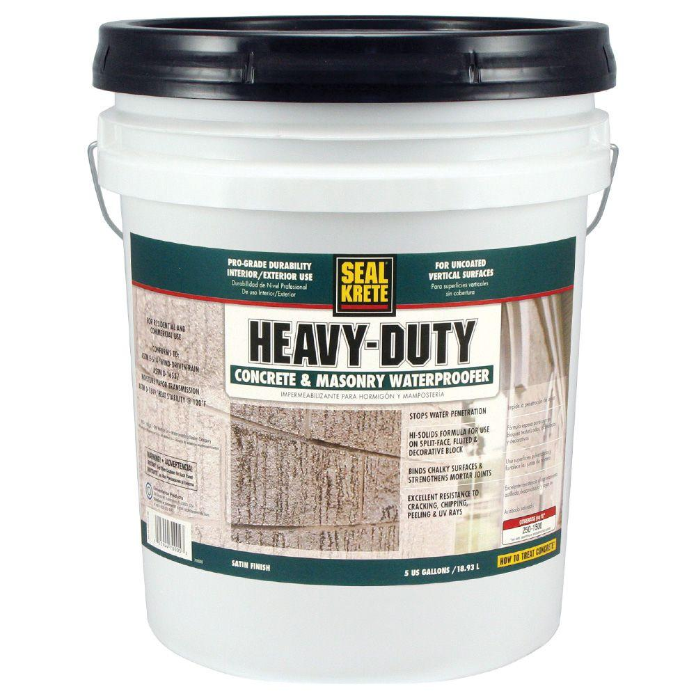 5 gal. Heavy Duty Waterproofer